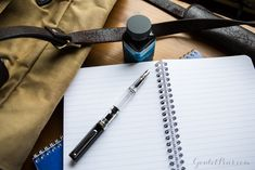TWSBI Eco, Clairefontaine Wirebound notebook, Noodler's Lexington Grey Class bells are ringing and you're getting ready to hit the books. Head to class in style with an iconic fountain pen, a school appropriate ink, and a notebook that will accommodate the sea of notes you'll be writing this semester. Find the TWSBI Eco, Clairefontaine Wirebound notebook, Noodler's Lexington Grey ink in this informative blog.