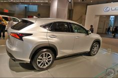 NEW YORK AUTO SHOW EXCLUSIVE! MORE Easter Surprises! FIRST REAL-LIFE Pics Of The 2015 Lexus NX 300h! - AutoSpies Auto News