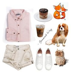 """"""""""" by parkmona ❤ liked on Polyvore featuring Smith & Hawken and KING"""