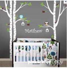 Ideas cuarto de bebe