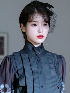 Find Hotel Del Luna Clothes, IU Fashion, KDrama Clothes & KDrama Fashion for an affordable price Luna Fashion, New Fashion, Korean Fashion, Korean Actresses, Korean Actors, Korean Dramas, Pencil Cut Skirt, New Jet, Kpop Outfits
