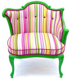 Stripey Chair