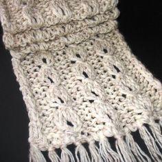 Gardening For Beginners - Original Knitting Pattern - Trendy Reversible Lantern Scarf (For Beginner) Yarn Lanterns, Knitting Patterns, Crochet Patterns, Scarf Patterns, Loom Knitting, Knitting Ideas, Cupcake Collection, Chunky Yarn, Knitting For Beginners