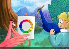 Picasso & Lucy's Colorful World (3) - is the third book in the amazing Zoo Academy series. Picasso and Lucy (a Peacock and a Pink Flamingo) give our character Hannah a painting lesson she'll never forget. A great book for children to learn about primary, secondary and complementary colors in a fun, involving way, this is a great story that will keep children engaged every step of the journey. http://www.amazon.com/dp/B00BAFON5C