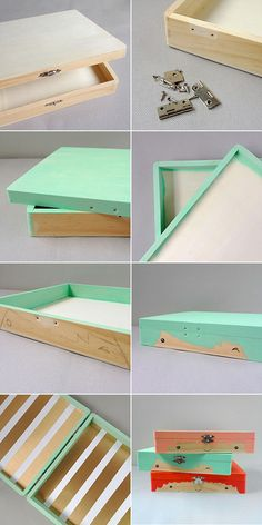 DIY box head instructions