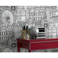 Londinium Wallpaper - love this....