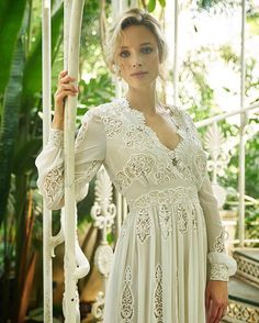 We make boho wedding dresses and bridal gowns for low key brides. Vintage inspired, simple and elegant dresses designed and made in London. Western Wedding Dresses, Maxi Dress Wedding, Bohemian Wedding Dresses, Boho Bride, Gypsy Dresses, Dresses Uk, Elegant Dresses, Dress Outfits, Chiffon