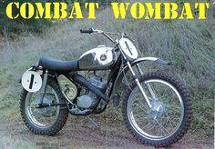 Hodaka Combat Wombat