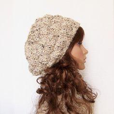 Chapeau de ruche - votre choix de couleur ou de gruau - hiver la main accessoires de mode hiver par Sandy Designs côtières tricotés à la main