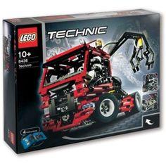 Lego Technic Truck, Lego Technic Sets, Lego City Sets, Lego Sets, Lego Ecto 1, Cool Lego, Awesome Lego, Awesome Stuff, Buy Lego