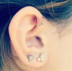 Ear Piercings