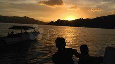 Komodo Sunset 1 - Stock Footage | by youseehim