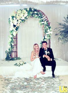Álbum de fotos de la boda de Lauren Conrad