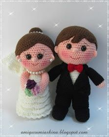 1000+ images about AMIGURUMI Dolls and People on Pinterest ...