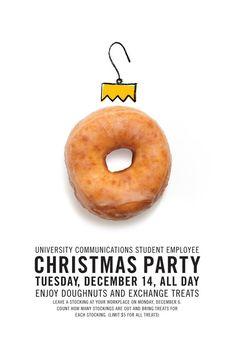 Christmas Party, invitation, Adrian Walsh