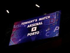 @Tracy Stewart Conley for Arsenal - FC Porto! UEFA Champions League 2009/2010