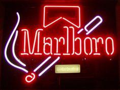 Publicidad Marlboro [Hace unos años]