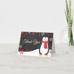 Christmas Thank You, Homemade Christmas Cards, Christmas Snowman, Winter Christmas, Holiday Cards, Thank You Card Size, Birthday Thank You Cards, Baby Shower Thank You Cards, Custom Thank You Cards