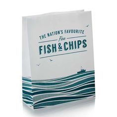 Trawler Fish and Chip Packaging