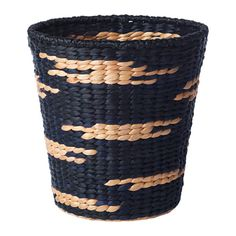 IKEA - VIKTIGT, Basket, Perfect for everything from newspapers to clothes and toys.Handmade by a skilled craftsman.