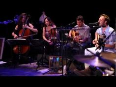 """Guster - """"Two Points For Honesty"""" [Live Acoustic w/ the Guster String Players] - YouTube"""
