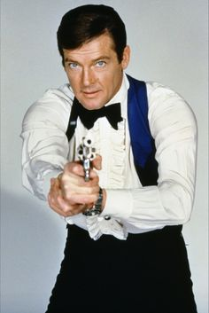 Live and Let Die (1973) - Roger Moore
