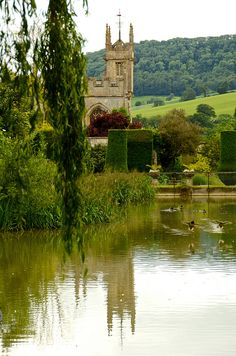 Sudeley Castle & Gardens is a castle located in the Cotswolds near Winchcombe, Gloucestershire, England. The present structure was built in the 15th century and may have been on the site of a 12th-century castle.