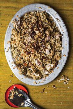 Kachi Yakhni Biryani (Hyderabadi-Style Steamed Chicken and Rice) Recipe | Saveur