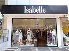 Η KM store designδιεκπερέωσε το σχεδιασμό, τη μελέτη και την κατασκευή της επίπλωσης και του εξοπλισμού του 4ου κατά σειρά καταστήματος Isabelle αυτή τη φορά στη Αγία Παρασκευή, Αγίου Ιωάννου 50. Πρόκειται για μια από τις μεγαλύτερες και εξελισσόμενες ελληνικές εταιρείες εμπορίας εσωρούχων με περισσότερα από 12 καταστήματα. Wardrobe Rack, Coat, Jackets, Fashion, Down Jackets, Moda, Fashion Styles, Jacket, Fashion Illustrations