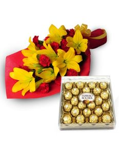 Day After tomorrow is ‪#‎Mother‬'s ‪#‎Day‬...... It is a special day for our mothers to show our real love and care.... Gift something special to your mother..... Bookurgifts Online  We do same day delivery and can customize flower bouquets as per your requirement.  Order now......