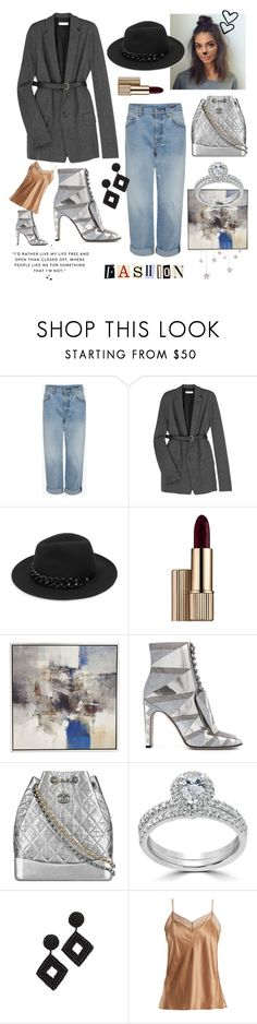 """""""Style!"""" by waltos ❤ liked on Polyvore featuring Alexander McQueen, Chloé, Karl Lagerfeld, Victoria Beckham, Sergio Rossi, Chanel, Bliss Diamond, Kenneth Jay Lane and Vince"""