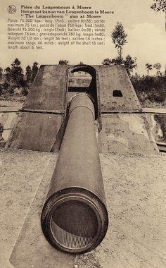 WWI,Battery Leugenboom 38 cm SKL/45, Belgium ©Stuart Curry