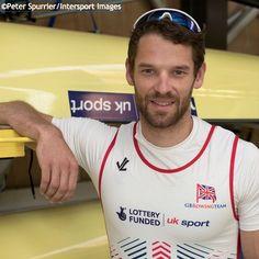 Chris Bartley - Rowing. Men's lightweight four.