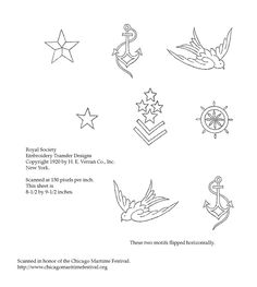 Royal Society nautical designs from 1920 | Flickr - Photo Sharing!