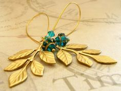 This etsy shop has the most beautiful jewelry