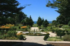 Today, the mansion is part of Harkness Memorial State Park. Here, you can stroll botanic gardens or take in views of the Long Island Sound.  See more at Friends of Harkness Memorial State Park »