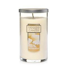 Yankee Candle Medium Perfect Pillar Candle Buttercream >>> Want to know more, click on the image. (This is an affiliate link)