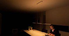 Suspended Light - IYO Yin Yang - Ferrolight Design