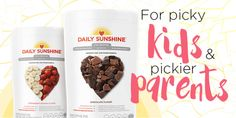 Daily Sunshine, The HEALTH AND WELLNESS, 3 in one SMOOTHIE designed for kids!