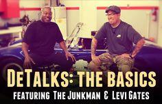 DeTalks: The Basics - Featuring Junkman & Levi Gates