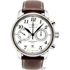 £499.00 - Zeppelin Mechanical    also in black http://www.amazon.co.uk/Zeppelin-Chronograph-Mechanical-Driven-Watch/dp/B000RTAVVW/ref=sr_1_36?s=watch=UTF8=1362490820=1-36