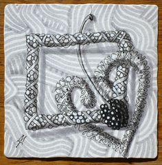 Zentangle by Maria Thomas Zentangle Founder