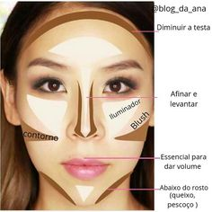 before and after makeup Makeup Guide, Makeup Kit, Diy Makeup, Beauty Makeup, Hair Beauty, How To Make Hair, Make Up, Pretty Hurts, Pinterest Makeup