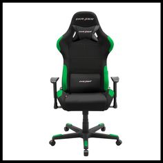 Dxracer NEW fd01 series,Black and green color.#hot,#new,#quote,#gaming,#gamer,#player,#chair