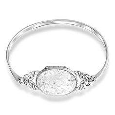 Precious Metal Without Stones Pretty 925 Sterling Silver Belcher Chain Bracelet Not Scrap Convenience Goods