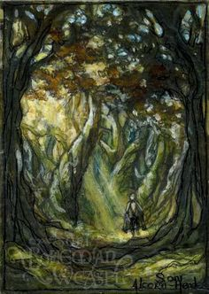 The Bohemian Weasel Galleries - Lord of the Rings and The Hobbit, narrative order
