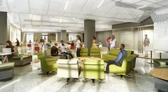 high school student lounge - Google Search