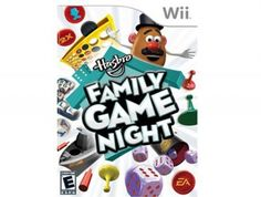 Hasbro Family Game Night, $20 | Best Wii Games for Kids This Christmas - Parenting.com