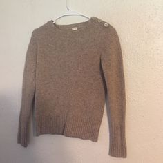 For Sale: Cream Colored Sweater  for $3