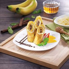 13 Best Snack Dadar Gulung Images Ethnic Recipes Snacks